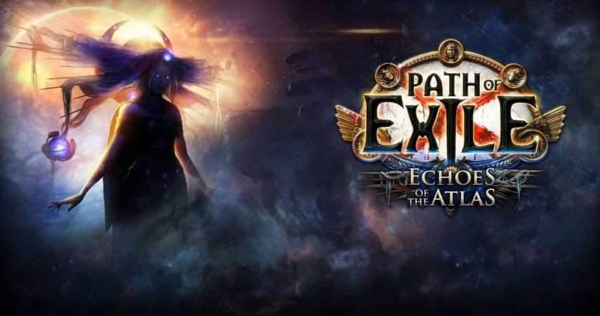 Path Of Exile Echoes Of The Atlas Expansion Adds New Endgame Story, New Currencies, And More