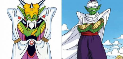 You Can't Fool Me Toriyama: That Dragon Quest Boss Is Just Piccolo With A Beard