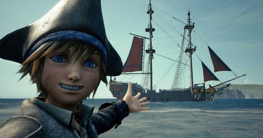 Young Xehanort And Pirate Sora Join Disney Tsum Tsum Worldwide
