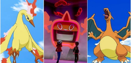 Pokemon: How To Create The Perfect Fire-Type Team