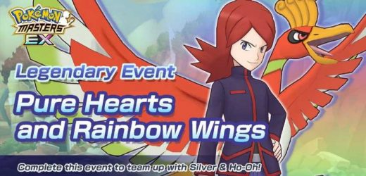 Entei and Ho-Oh Return To Pokemon Masters EX This Week