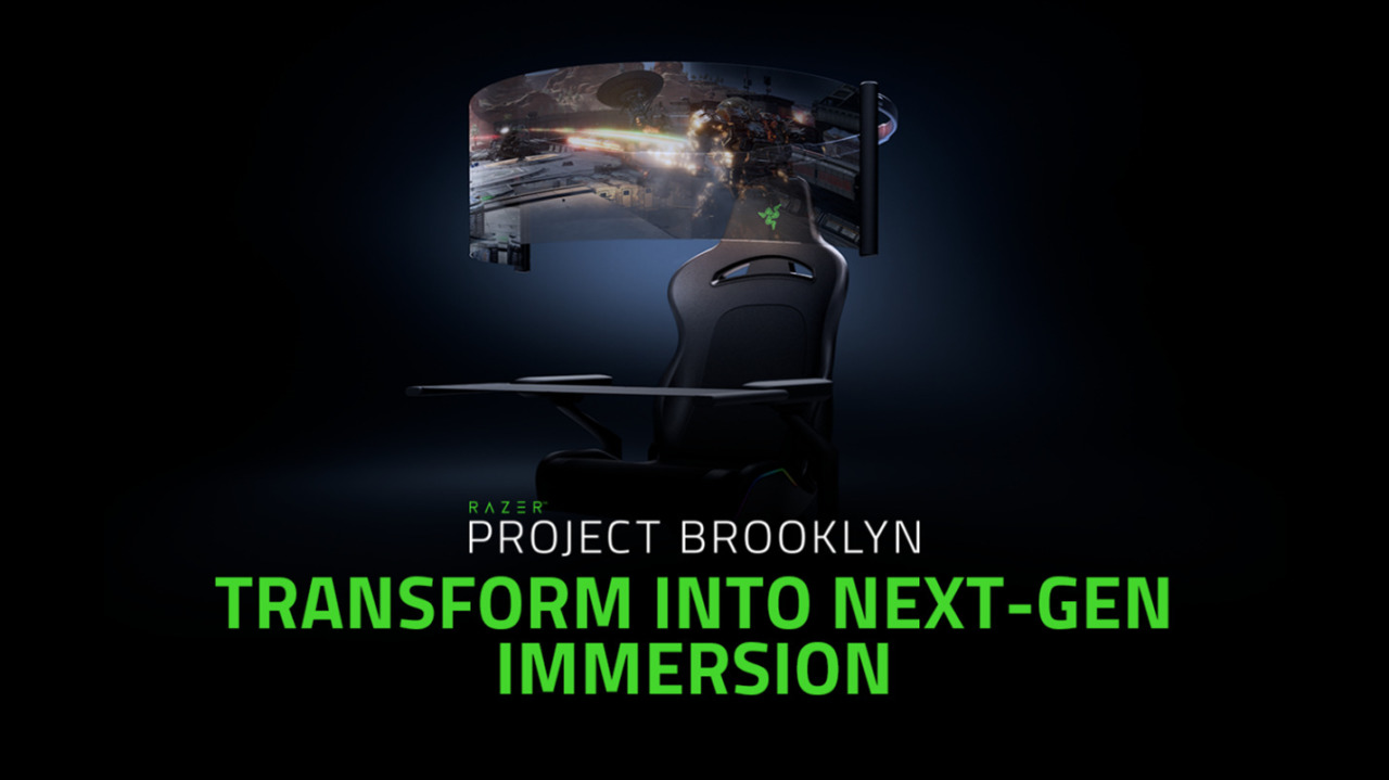 Razer's Project Brooklyn • the future of gaming? – Daily Esports