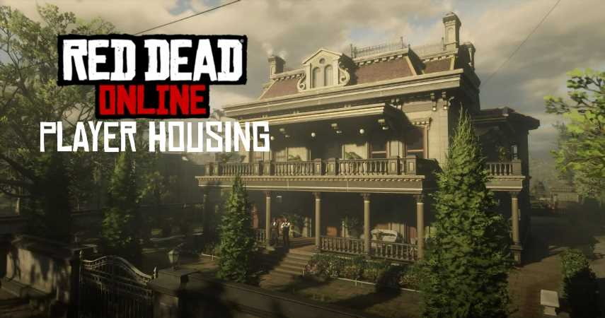 Player Housing Is Exactly What Red Dead Online Needs