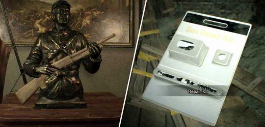 Resident Evil 7: How To Fix The Broken Shotgun