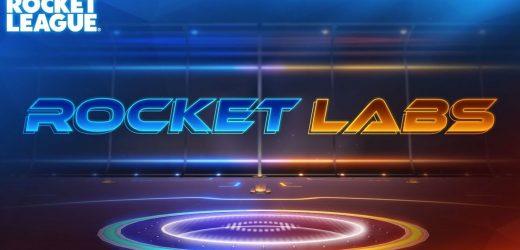 Rocket League Brings Back Fan-Favorite Rocket Labs As An LTM