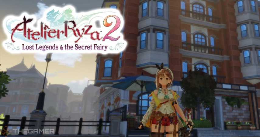 Forget Magic, Atelier Ryza 2's Apartment Is Video Game Goals
