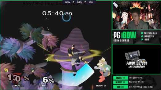LSD wins Super Smash Bros. Melee Singles at iBDW Sub Tournament – Daily Esports