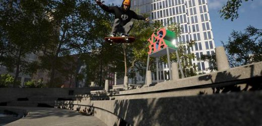 NACON To Publish Skateboarding Sim, Session