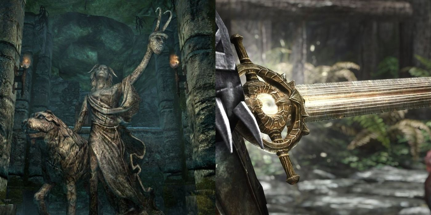 Skyrim: How To Earn The Oblivion Walker Achievement