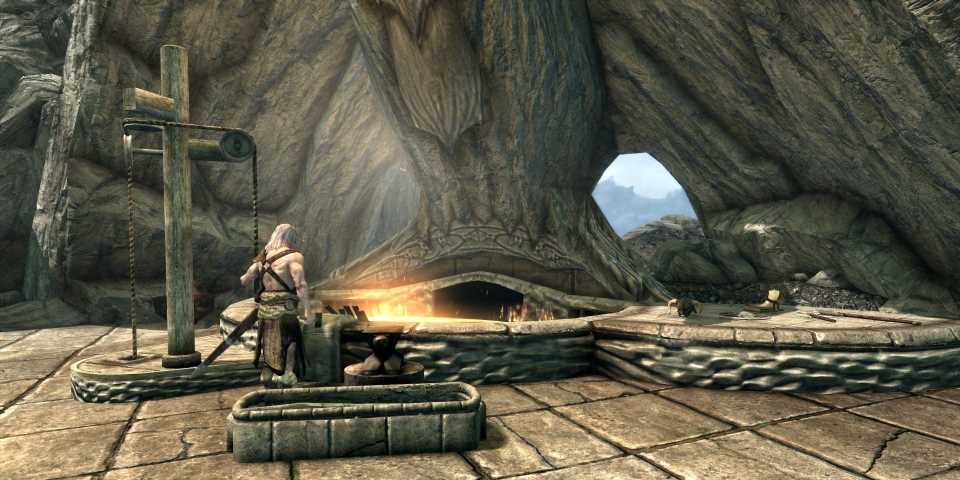 Skyrim: Smithing Skill Guide – Trainers, Fast Leveling & More