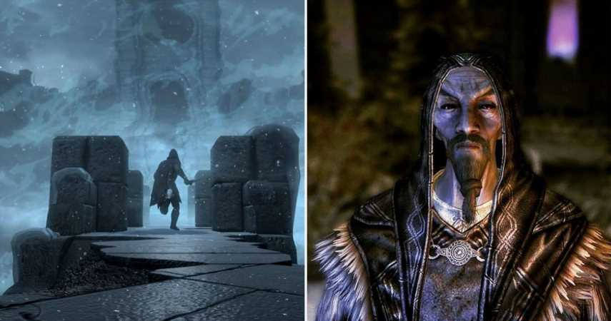 Skyrim Winterhold Guide: Merchants, Loot, Quests, And More