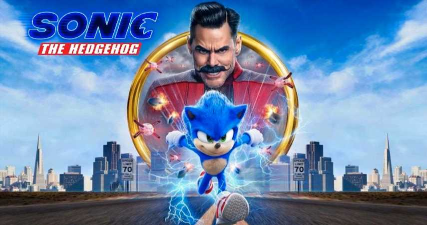Sonic Movie Is Coming To Hulu Next Month