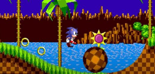 Here's A Look At The Official Prototype For Sonic The Hedgehog (1991)