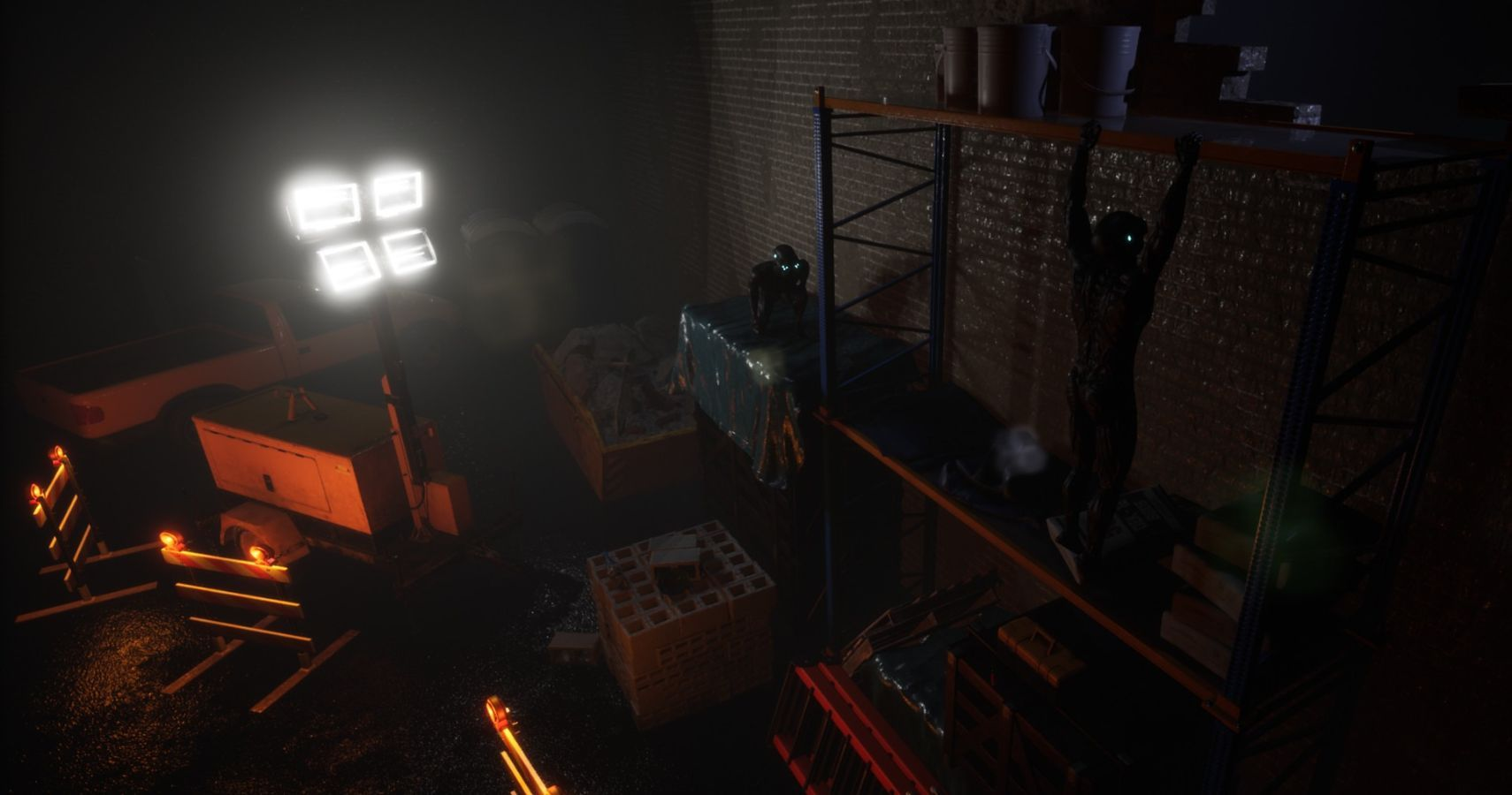 """Splinter Cell Multiplayer Mode """"Spies Vs Mercs"""" Lives On With New Indie Game Spectre"""
