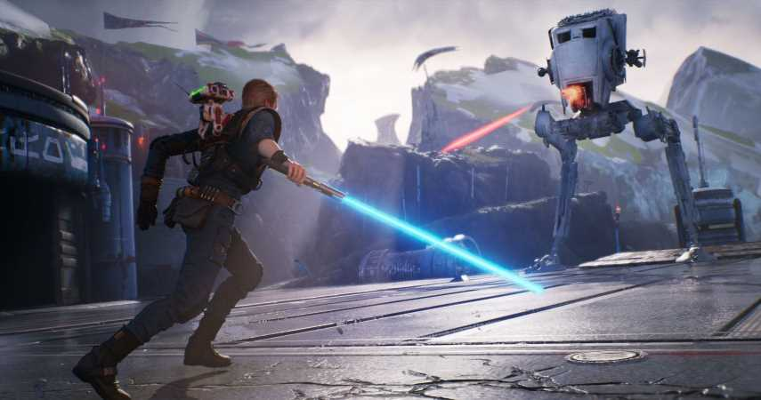 Star Wars Jedi: Fallen Order Next-Gen Update Improves Performance On PS5 And Xbox Series X/S