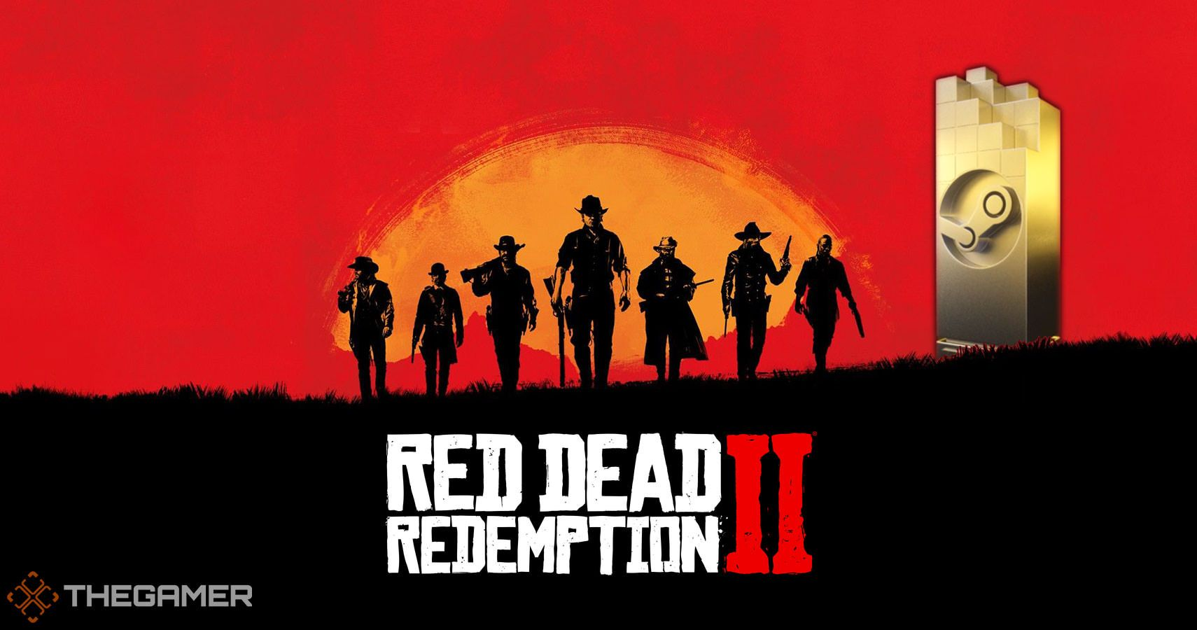 Steam Awards Names Read Dead Redemption 2 The 2020 Game Of The Year