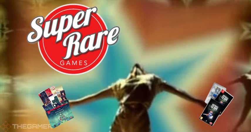 Let's Get Physical (Editions) – An Interview With Super Rare Games