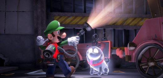 Nintendo buys Luigi's Mansion 3 maker Next Level Games