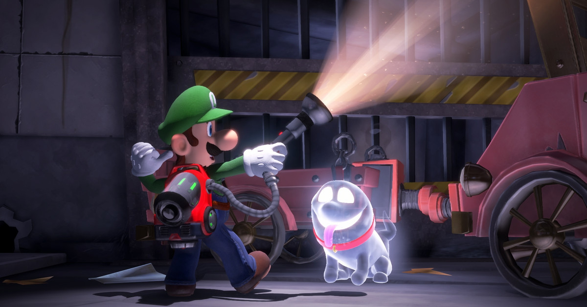 Nintendo buys Luigi's Mansion 3 maker Next Level Games