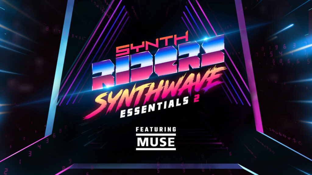 Synthwave Essentials 2 DLC Adds Muse to Synth Riders Today