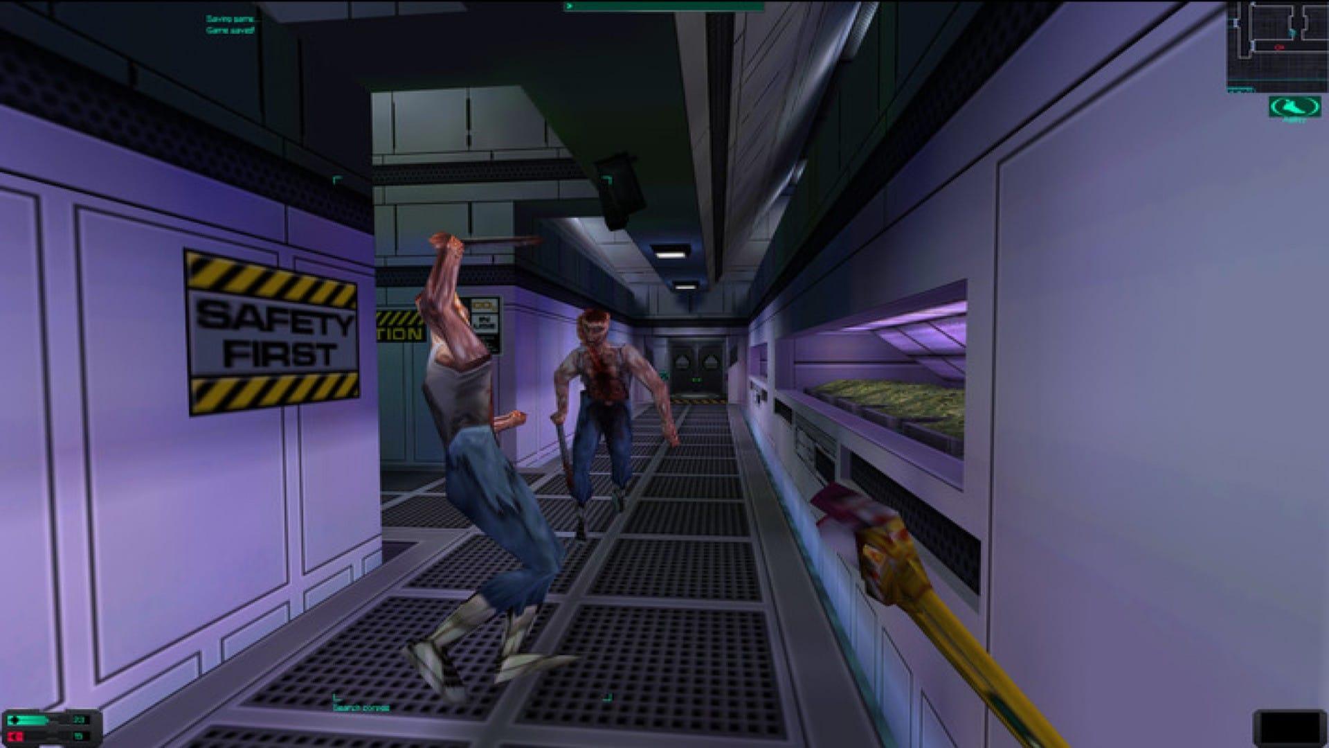 System Shock 2 VR Support Revealed For Enhanced Edition