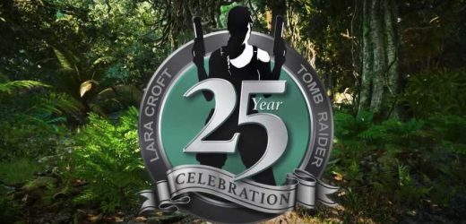 Crystal Dynamics Is Celebrating Tomb Raider's 25th Anniversary All Year Long