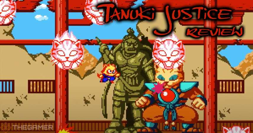 Tanuki Justice Review: NES Gameplay For The Modern Era