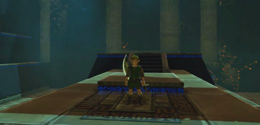 Fan Discovers Unused Shrine Data In The Legend of Zelda: Breath Of The Wild