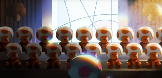 Someone Made A Toad Choir And It Is Horrifying