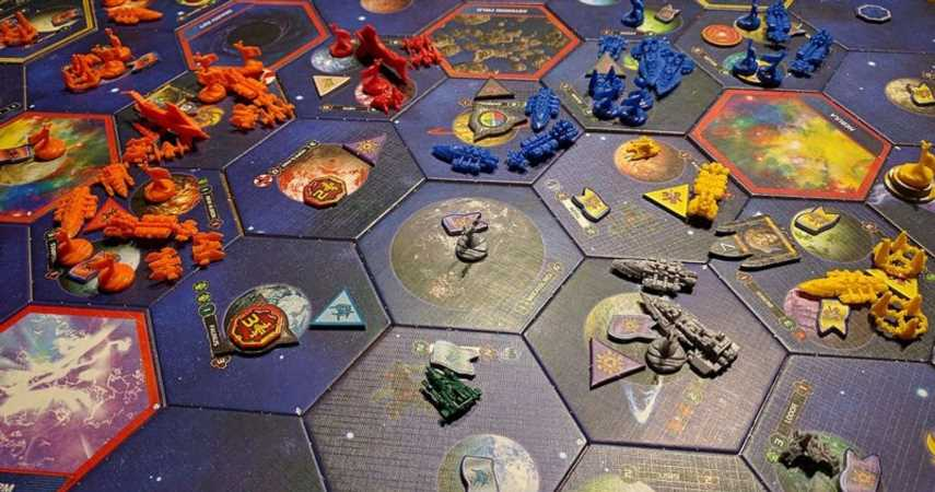 Show Off Your Map-Building Skill In Twilight Imperium Map Design Contest