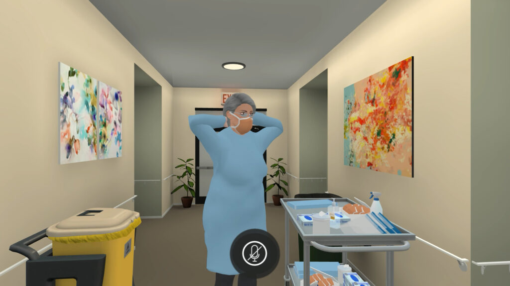 Virtro Advances Healthcare Care Home Training With AI & Virtual Humans