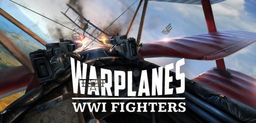 Fly A World War 1 Warplane In New Oculus Quest Demo