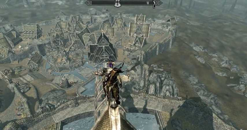 Skyrim Player Discovers New Hidden Area In Whiterun, Instantly Uses It To Stealth Kill Nazeem