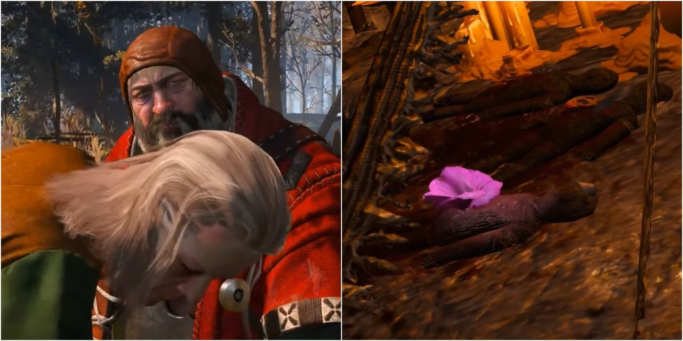 The Witcher 3: How To Get Each Ending For The Baron