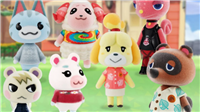 This New Animal Crossing: New Horizons Collectible Figure Line Is Too Cute For Words