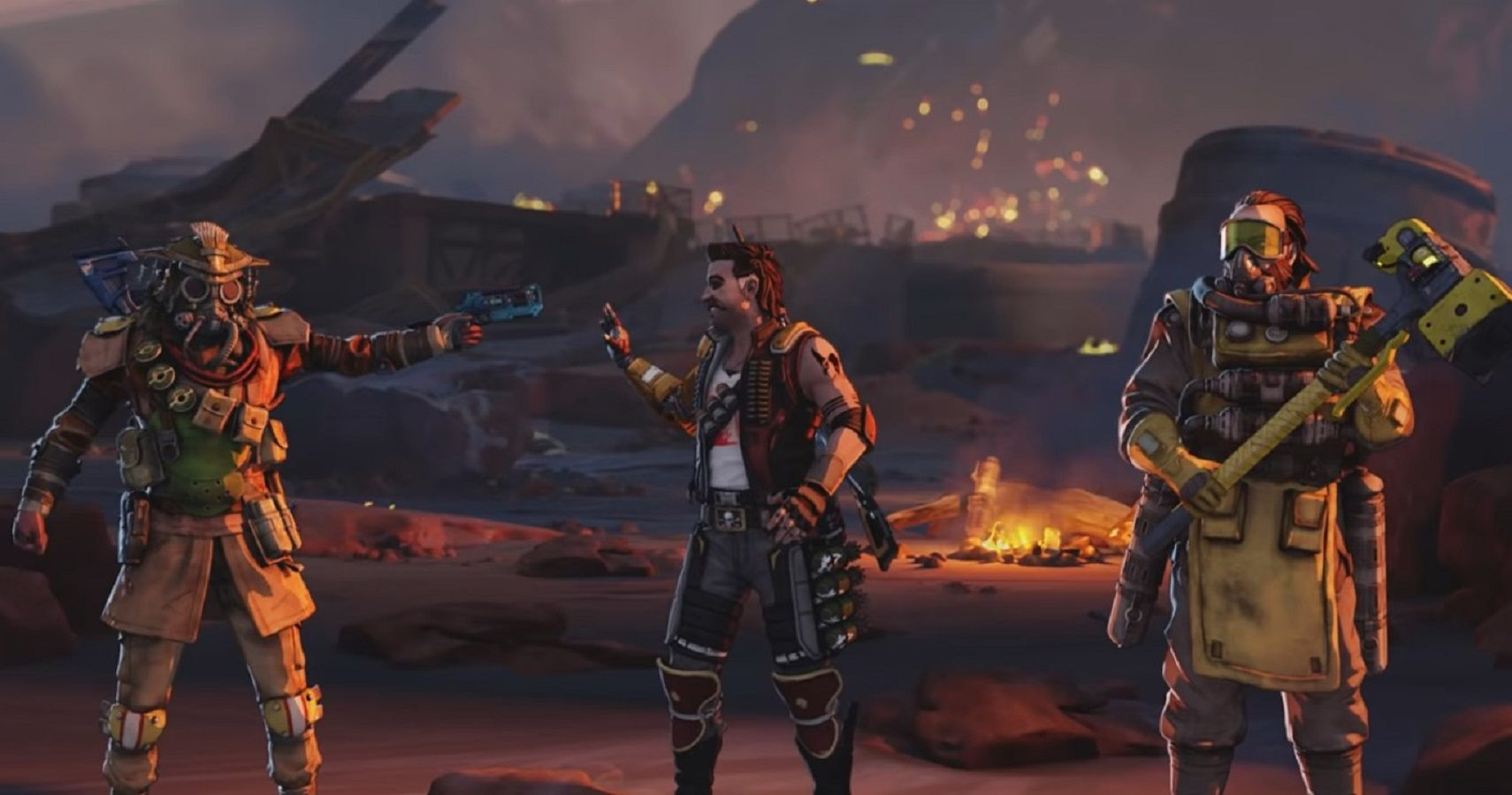 Apex Legends: Everything We Know About Fuse, Maggie, And Season 8