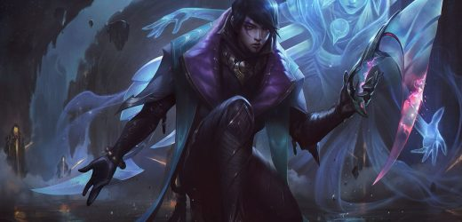 Riot unveils the Legends of Runeterra road map for 2021