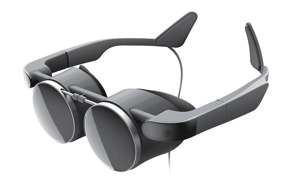 Panasonic's VR Glasses Add 6DoF And Diopter Adjustment