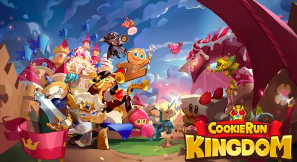 Devsisters launches Cookie Run: Kingdom mobile RPG
