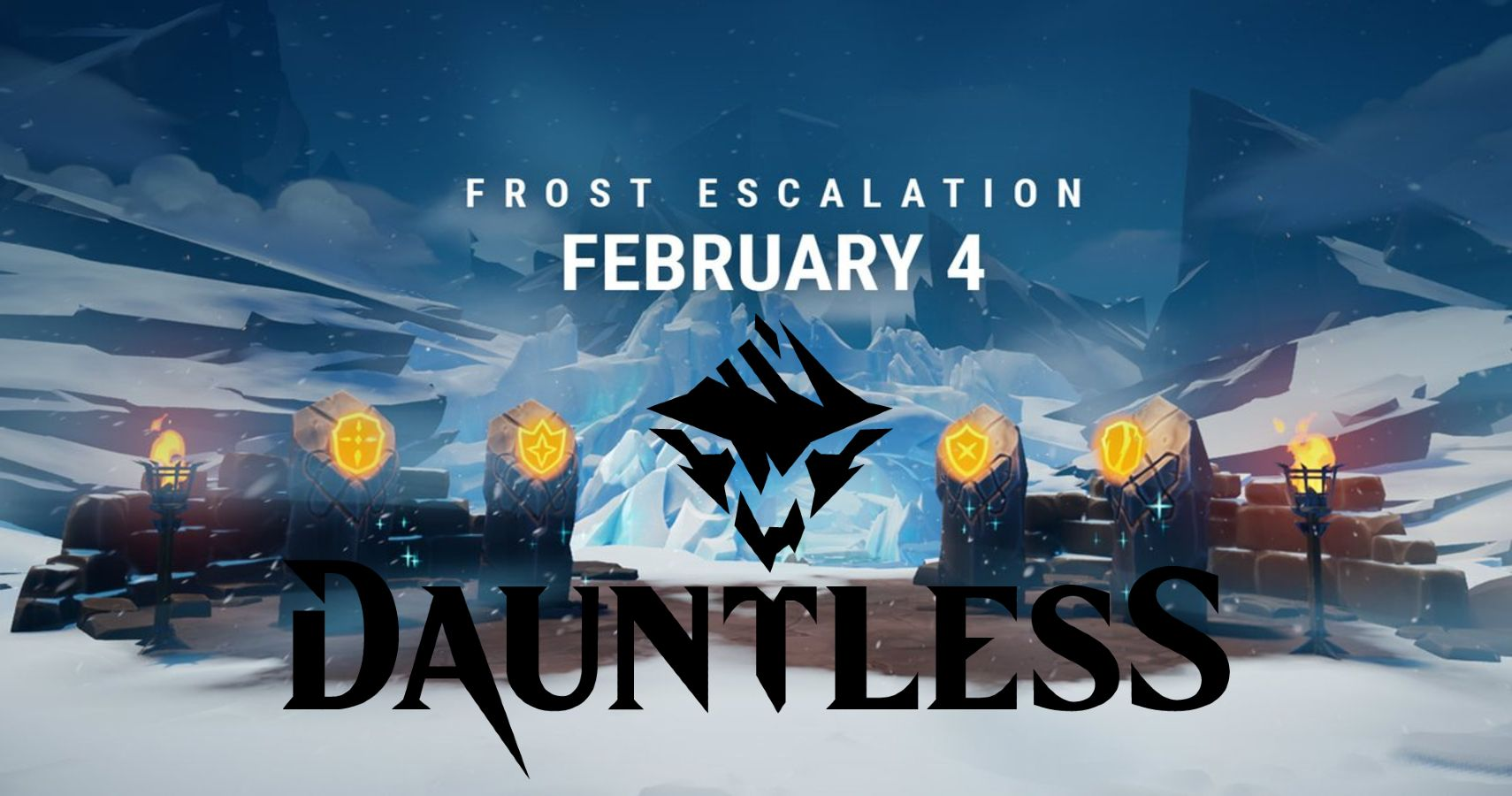 Dauntless Launches Frost Escalation On February 4
