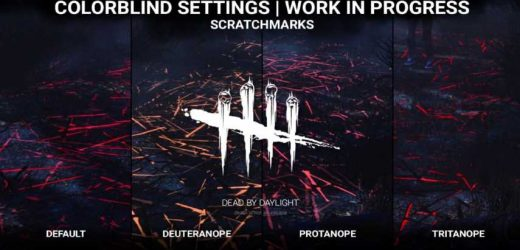 Dead By Daylight Reveals Colorblind Mode In The Works After Accessibility Fiasco