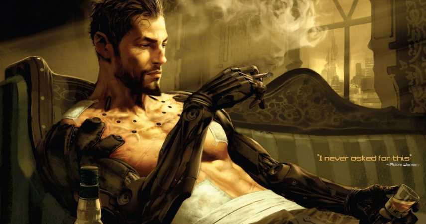 Deus Ex Star Ready To Return For Next Game And/Or Adult Parody Film