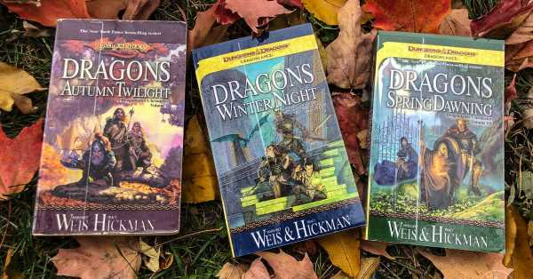 New Dragonlance novel trilogy is back on after authors dismiss lawsuit
