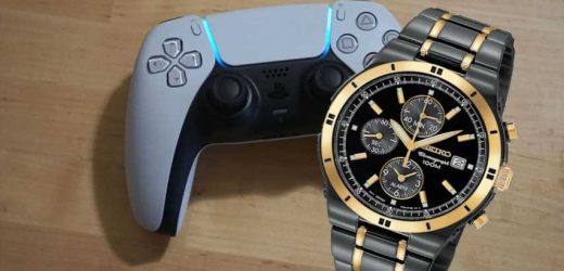 Why PS5 Owners Are Starting To Worry About What Watch They Wear While Holding A DualSense
