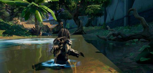 How We Unlocked The Predator In Fortnite