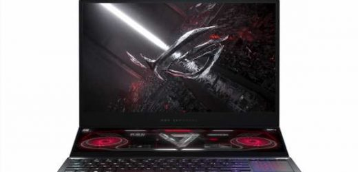 Asus's wild dual-screen ROG Zephyrus Duo laptop taps Ryzen 5000, RTX 30-series