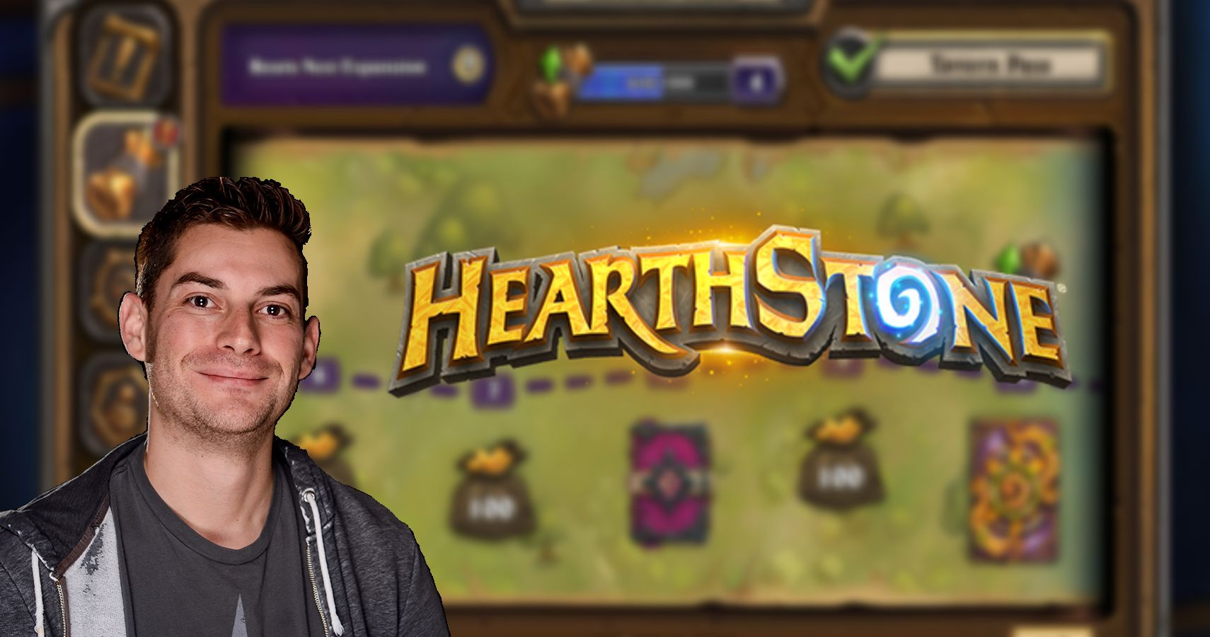 Hearthstone's Next Expansion Features A 100 Level Rewards Track Instead Of 50