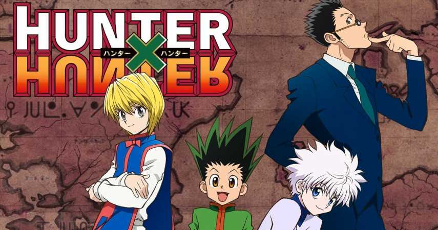 Someone Please Make A Good Hunter x Hunter Game, Thanks