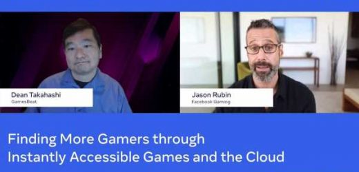 Jason Rubin: How to find more gamers through instant and cloud games