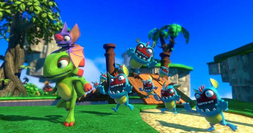 """Yooka Laylee Dev Playtonic Games Is Teasing A Rebrand, Claims There Is A """"Good Reason"""""""
